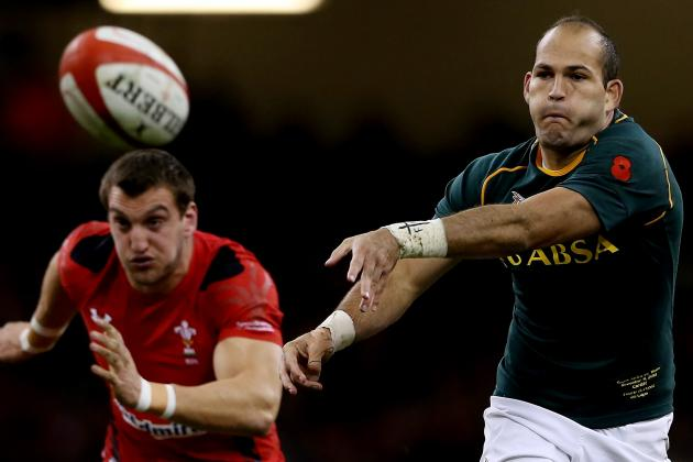 South Africa vs. Wales: Score and Lessons Learned from Durban Test
