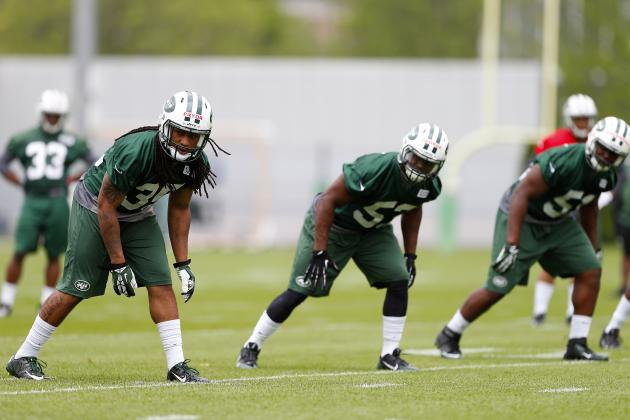 Highlighting New York Jets' Deepest, Thinnest Positions Ahead of the 2014 Season