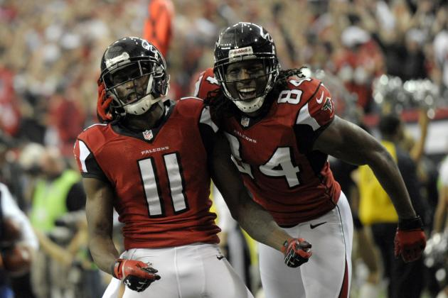 Atlanta Falcons: Full Position Breakdown & Depth Chart Analysis at Wide Receiver