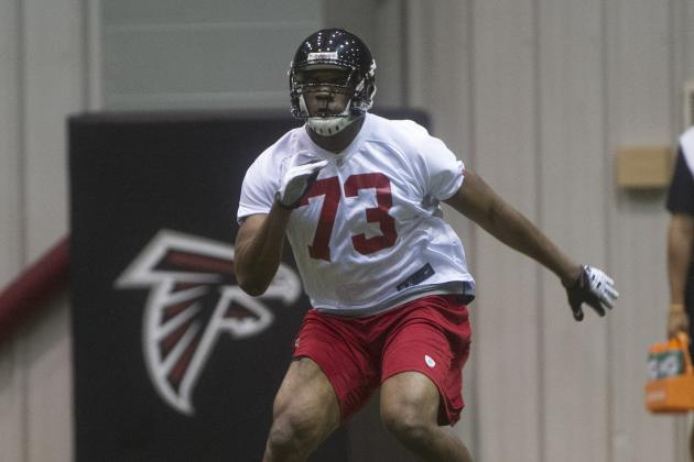 5 Undrafted Atlanta Falcons Players Who Could Prove to Be Gems