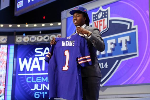 Breaking Down All the Key New Faces on the 2014 Buffalo Bills