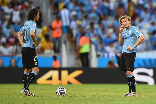 World Cup 2014: Team Power Rankings After Every Side's Opening Game