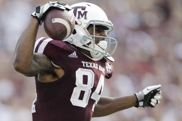Power Ranking Texas A&M's 2014 Schedule from Easiest to Toughest