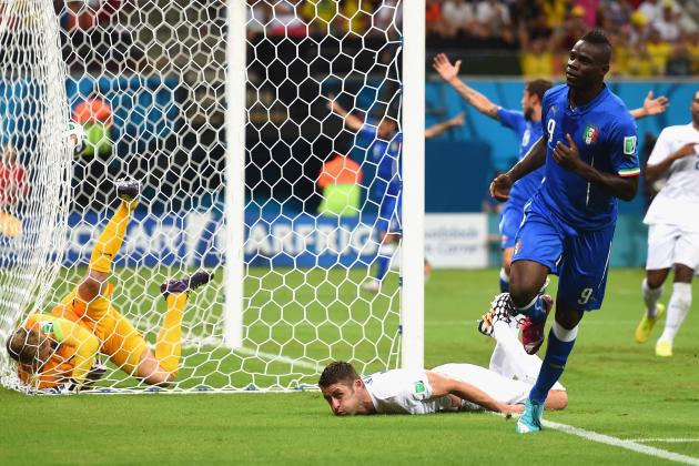 World Cup 2014: England vs. Italy: 5 Things We Learned from Best Game So Far