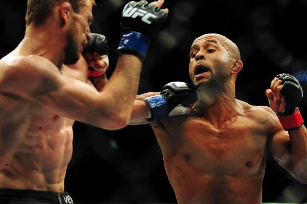 The Real Winners and Losers from UFC 174