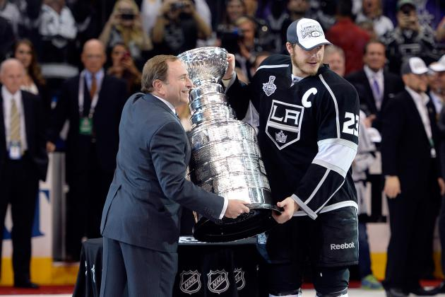 Complete Guide to the Los Angeles Kings' 2014 Offseason