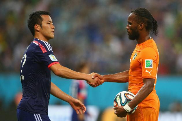 Ivory Coast vs. Japan: 6 Things We Learned