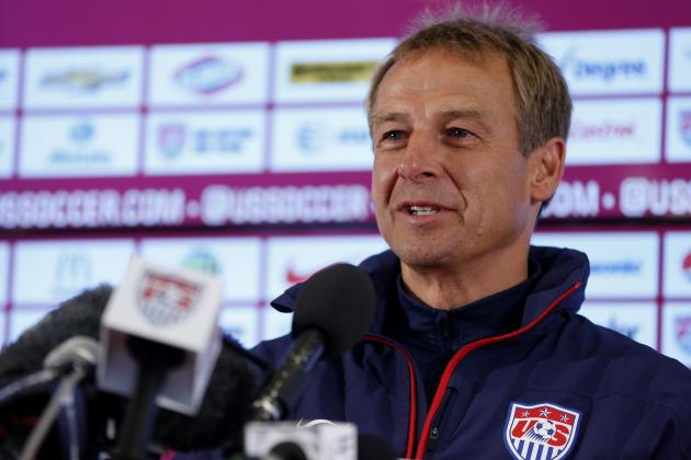 USA vs. Ghana: Key Selection Decisions for Jurgen Klinsmann
