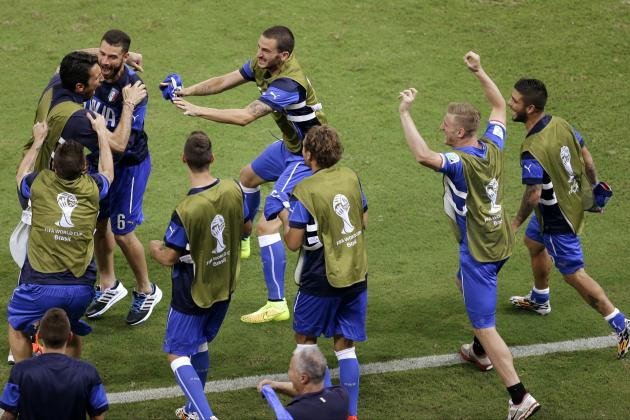 5 Things for Italy Fans to Look Forward to in the Wake of the Win vs. England