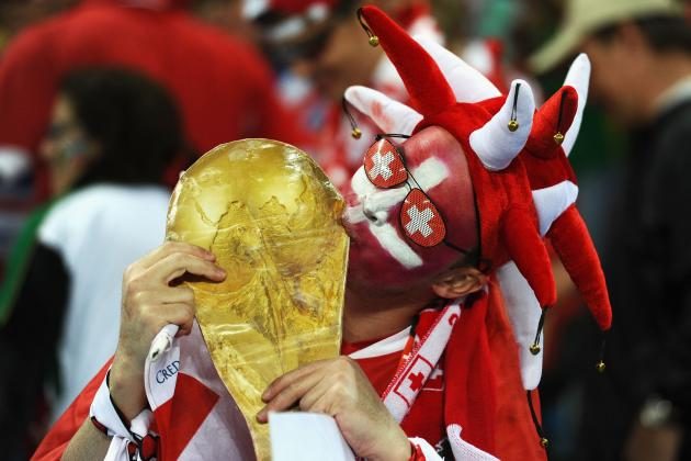 Ranking Switzerland's Top 6 World Cup Moments