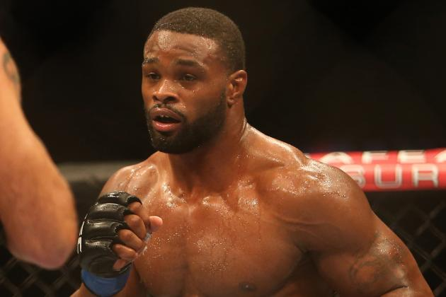 UFC 174 Results: Fights for Tyron Woodley to Take Next
