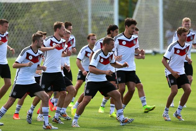 Germany News: 5 Reasons Why Die Mannschaft Must Beat Portugal