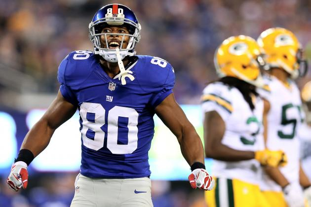 NY Giants: Full Position Breakdown and Depth-Chart Analysis at Wide Receiver