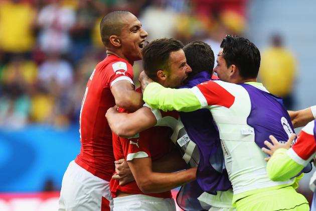 Switzerland vs. Ecuador: 6 Things We Learned