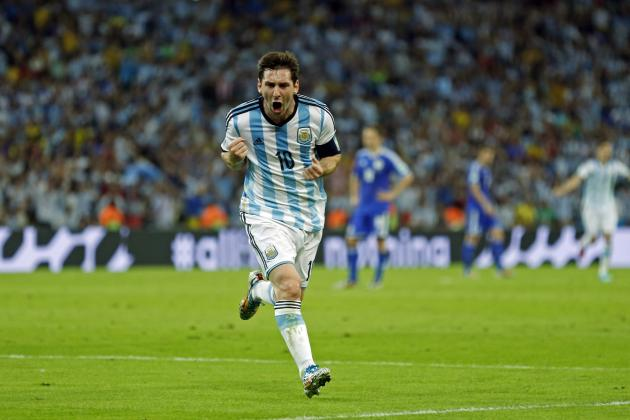 Argentina vs. Bosnia-Herzegovina: 6 Things We Learned