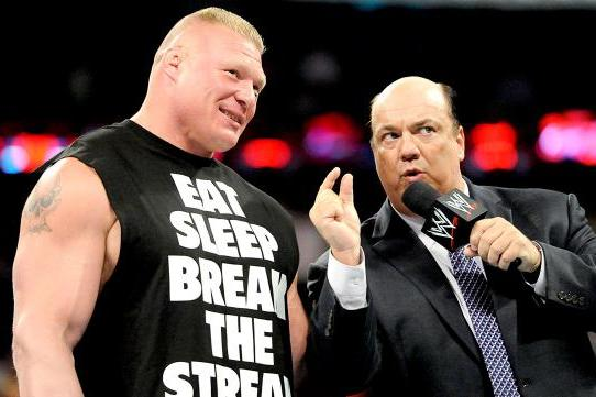 Top 5 Opponents for Brock Lesnar at SummerSlam