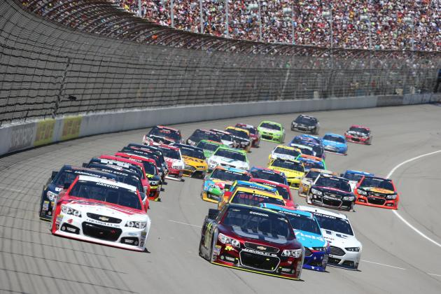 NASCAR at Michigan 2014: Winners and Losers from the Quicken Loans 400