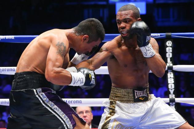 Gary Russell Jr. vs. Vasyl Lomachenko: Preview and Prediction for Title FIght