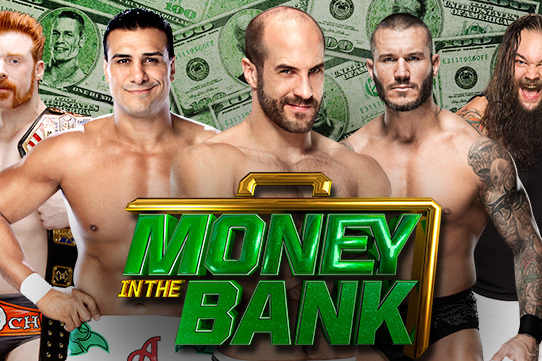 WWE Money in the Bank 2014: Projecting Remainder of Ladder Match Field