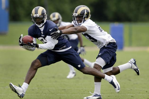 St. Louis Rams: Full Position Breakdown and Depth Chart Analysis at WR