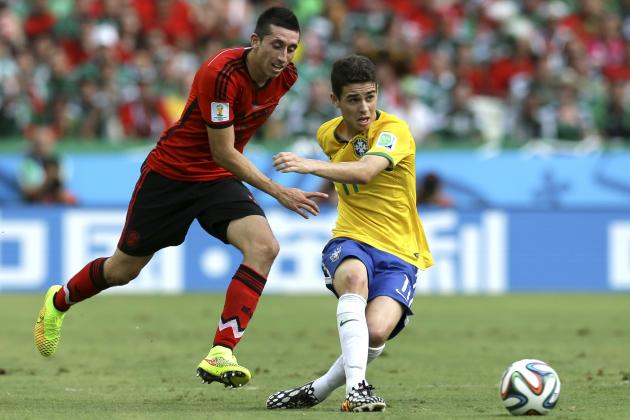 Brazil vs. Mexico: 6 Things We Learned