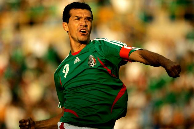 Picking Mexico's All-Time Greatest World Cup XI