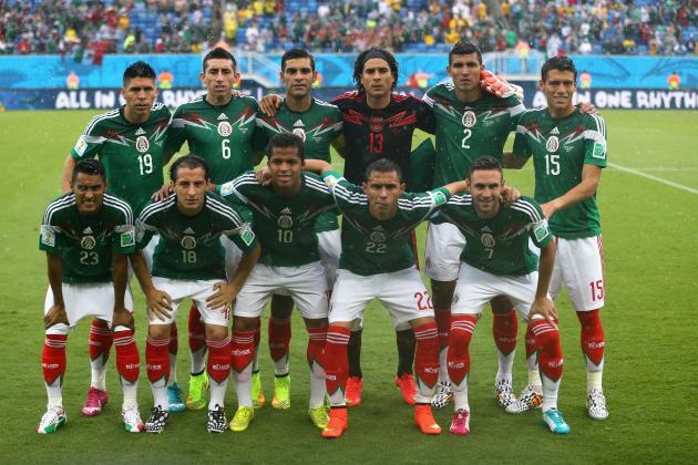 Key Battles That Will Shape Mexico's World Cup Clash with Croatia