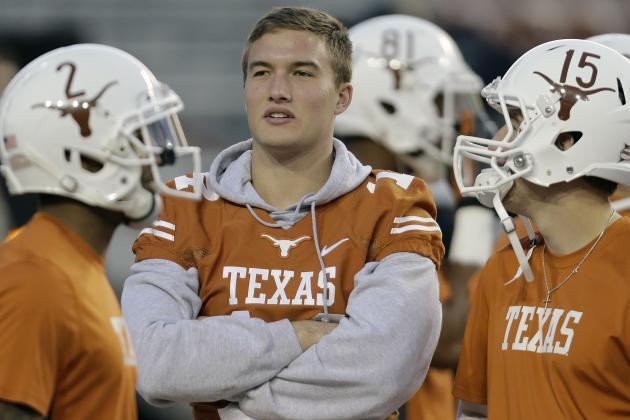 Texas Football: Power Ranking Texas' 2014 Schedule from Easiest to Toughest