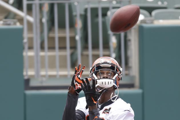 Cincinnati Bengals: Full Breakdown and Depth Chart Analysis at Wide Receiver