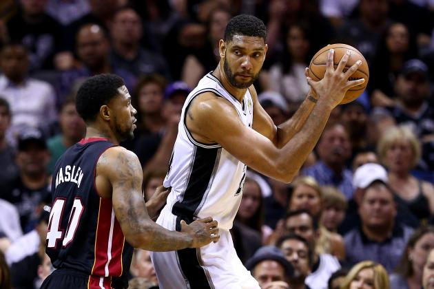 Biggest Needs for San Antonio Spurs During 2014 Offseason