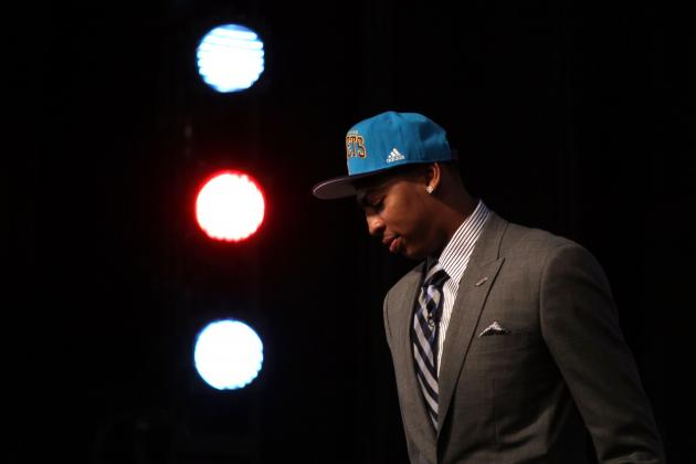 Redrafting the 2012 NBA Draft