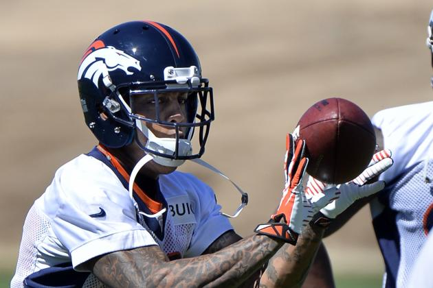 Denver Broncos: Full Position Breakdown and Depth Chart Analysis at WR