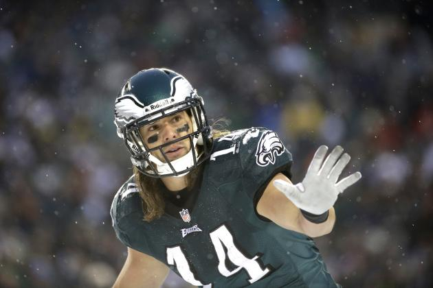 Philadelphia Eagles: Breakdown and Depth Chart Analysis at Wide Receiver