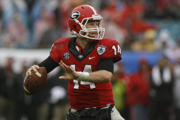 Power Ranking Georgia Bulldogs' 2014 Schedule from Easiest to Toughest