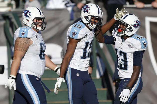 Tennessee Titans: Full Position Breakdown and Analysis at Wide Receiver