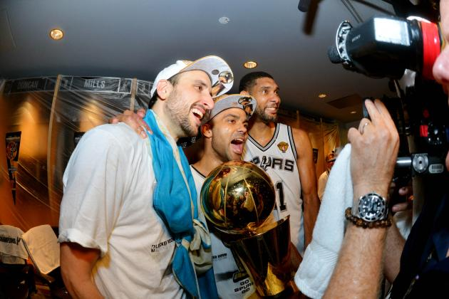 Winners and Losers of the 2014 NBA Finals