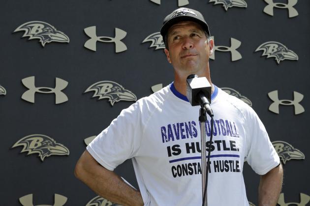 Rounding Up the Latest Baltimore Ravens Offseason Buzz