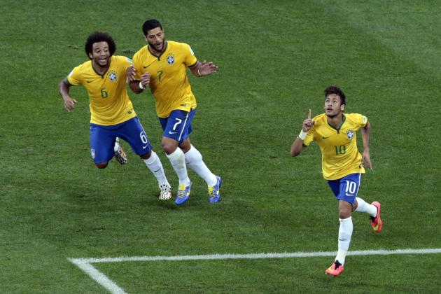 Key Battles That Will Shape Brazil's Clash with Mexico
