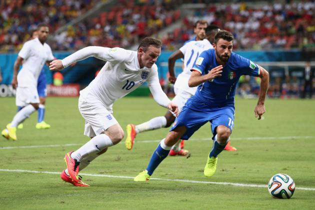 Key Battles That Will Shape Italy's Clash with Costa Rica