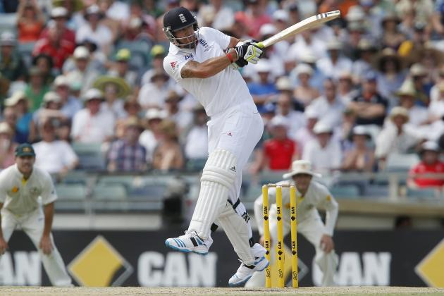 Picking an England Test XI Using Only Exciting Players