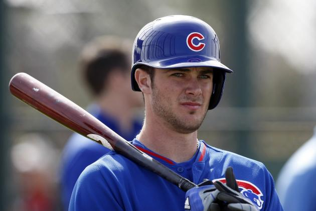Stock Up, Stock Down for Chicago Cubs' Top 10 Prospects for Week 11