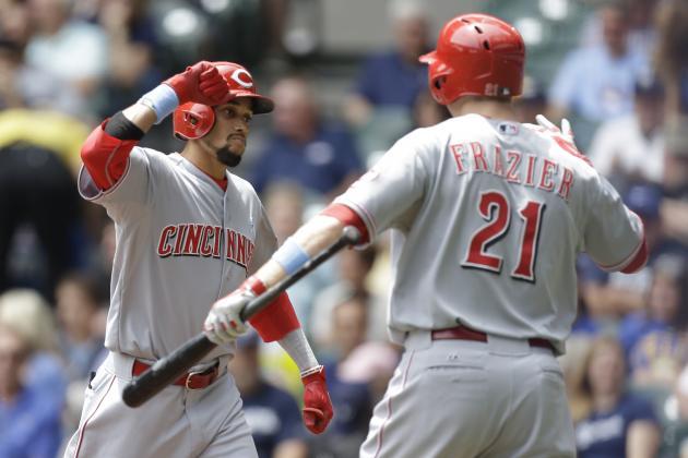 Cincinnati Reds: Week 11 Player Power Rankings