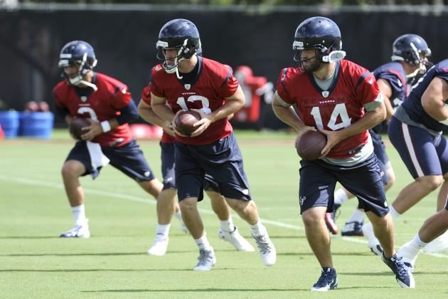 Breaking Down All the New Faces on the 2014 Houston Texans