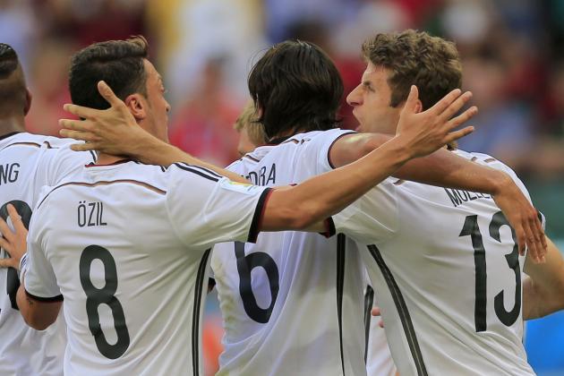 Germany vs. Portugal: 6 Things We Learned