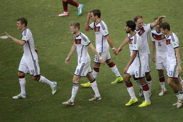 5 Things for Germany Fans to Look Forward to in Wake of Win vs. Portugal