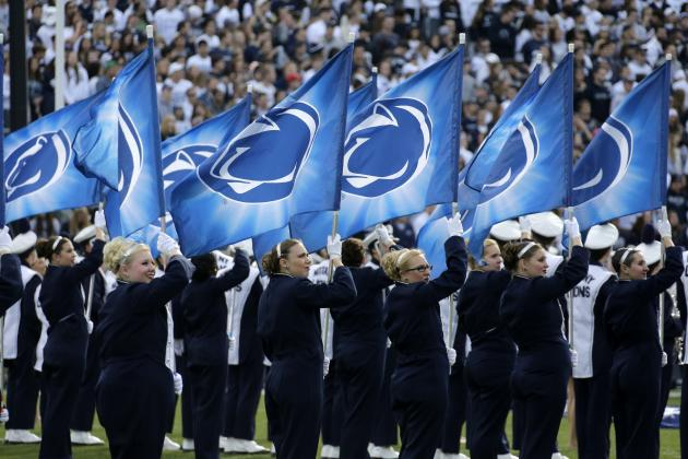 Power Ranking Penn State's 2014 Schedule from Easiest to Toughest