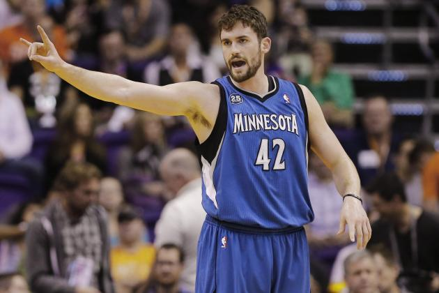 8 Kevin Love Trades That Make Sense for Minnesota Timberwolves