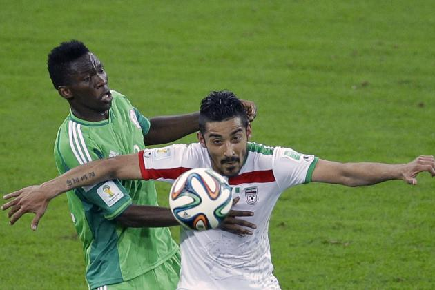 Iran vs. Nigeria: 4 Things We Learned