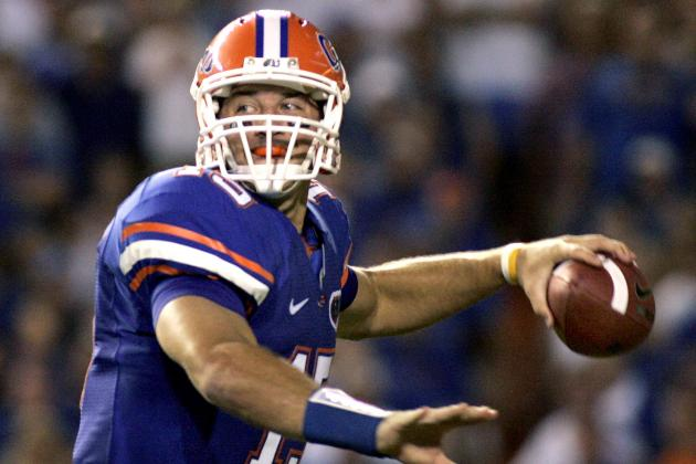 SEC Football: The 10 Best Players of the BCS Era