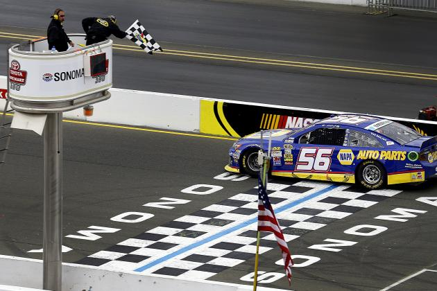 Biggest NASCAR Storylines to Watch Ahead of Sprint Cup Series at Sonoma